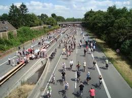 In Germania arriva l' autostrada per le biciclette