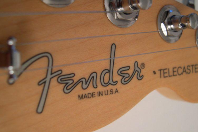 La storia delle chitarre Fender