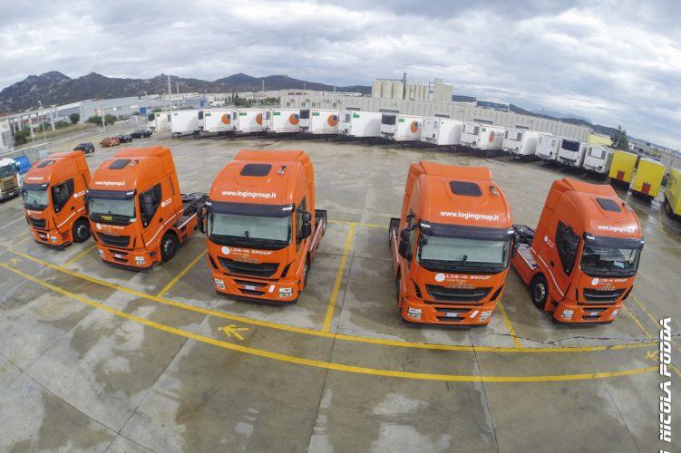 Con il trasporto groupage costi e tempi di consegna ottimizzati