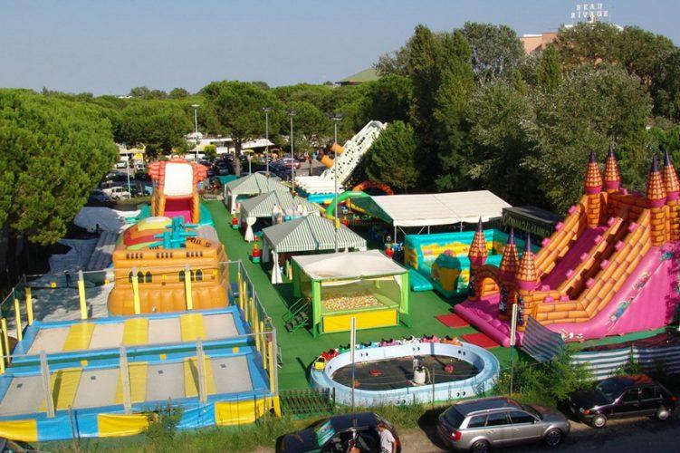 Parchi a tema per i bambini nel Lazio
