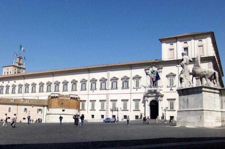 Roma e i palazzi del potere