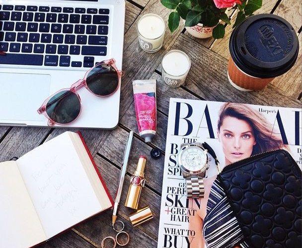 Le fashion blogger