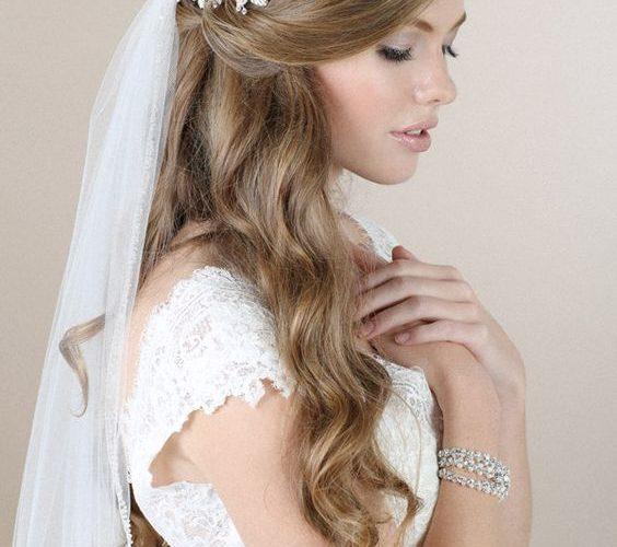 Capelli sposa, le tendenze del 2017