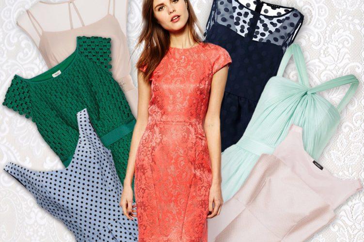 Gli abiti economici da indossare a un matrimonio