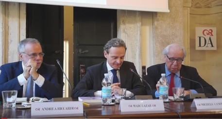 Andrea Riccardi guarda al presente pensando al futuro
