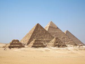 Piramide di Cheope, svelato il mistero della costruzione