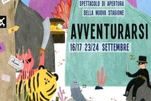 """""""Avventurarsi"""" è il motto della nuova stagione del Teatro Testoni Ragazzi"""