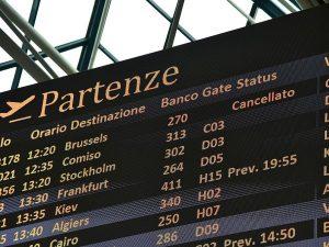Pompei sbarca a Fiumicino: così nasce lo storytelling del Mezzogiorno