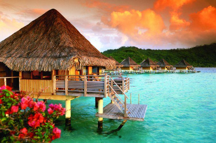 Viaggi di lusso, come organizzare la vacanza in Polinesia