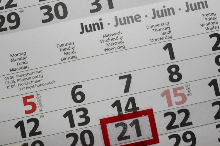 Calendario olandese e da tavolo: differenze e vantaggi