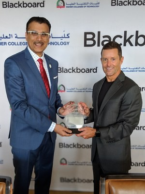 Blackboard and Higher Colleges of Technology Establish Digital Education Center of Excellence in the Middle East