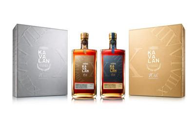 Kavalan desvela los whiskies Premier Cru de Burdeos envejecidos en barrica y de edición limitada a 3000 botellas