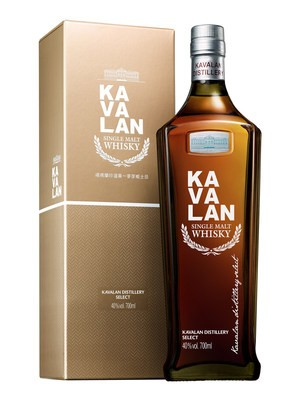 È giunto il momento di provare Kavalan con Distillery Select