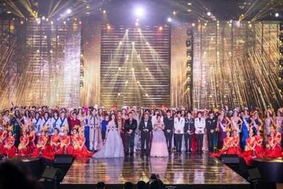 Xi'an accueille la Semaine de la mode de la Ceinture et la Route pour promouvoir les échanges culturels
