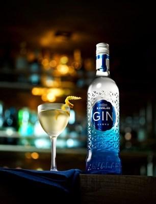 Kavalan doet mee aan de 'Ginaissance' en levert het perfecte drankje voor het nieuwe jaar