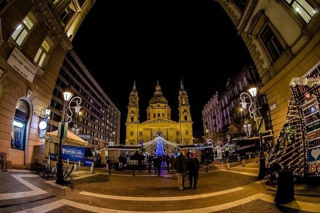 I Mercatini di Natale più belli di Budapest