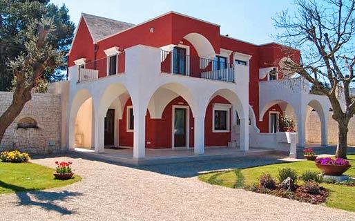 L'architettura dell'abitazione