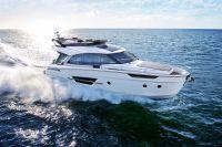 Yacht ibrido Tankoa S502 Elettra di 50 metri: mobilità sostenibile a mare