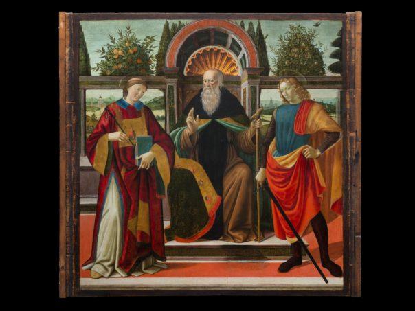 Firenze: in San Lorenzo torna tavola quattrocentesca restaurata