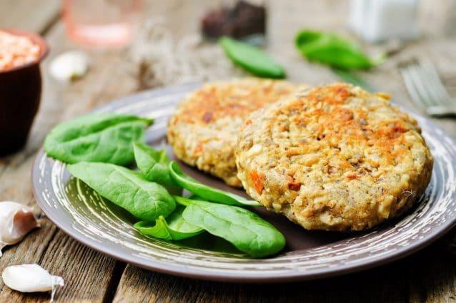 Hamburger vegetariani: 10 ricette sane e gustose