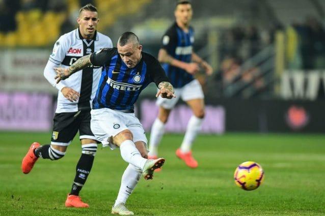 Parma-Inter: le pagelle commentate sul risultato di 0-1
