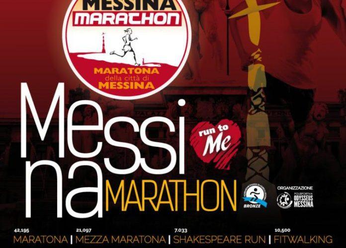 Tutto pronto per la Messina Marathon del 13 gennaio: ecco i dettagli