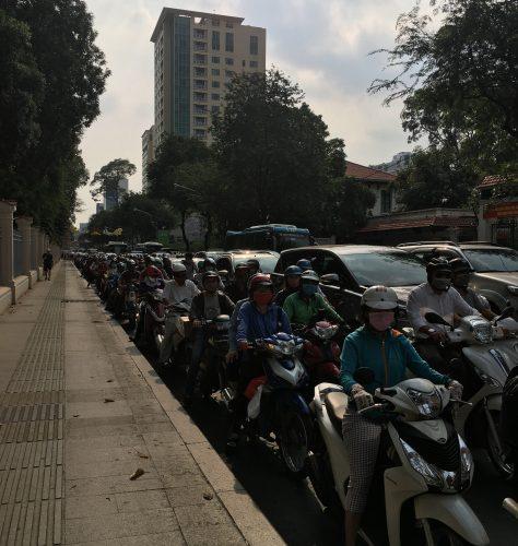 Ultime indiscrezioni da Saigon: the south & the north face
