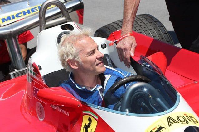 Villeneuve in Ferrari, il canadese correrà con la Rossa nel Campionato Italiano Gran Turismo