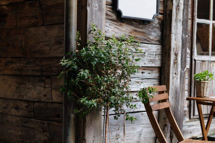 Le casette di legno sono perfette per mille usi