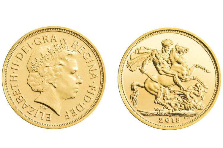 Sterlina d'oro, la storia ed il suo valore